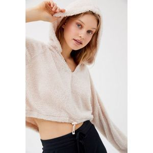 Urban Outfitters Tilly Cozy Faux Fur Hoodie Small
